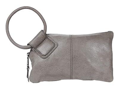 Hobo Sable (Titanium) Clutch Handbags