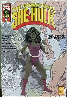 Horizon Hobbies Marvel Comics- The Sensational She Hulk - 1/6 Scale Detailed Vinyl Model Kit