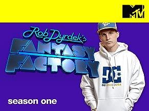 Rob Dyrdek's Fantasy Factory Season 1