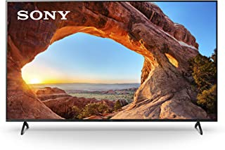 Sony X85J 65 Inch TV: 4K Ultra HD LED Smart Google TV with Native 120HZ Refresh Rate, Dolby Vision HDR, and Alexa Compatib...