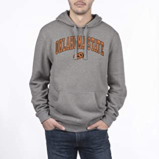 Top of the World NCAA Men's Hoodie Sweatshirt Dark Charcoal Gray