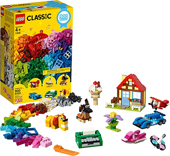 LEGO Classic Creative Fun 11005 Building Kit