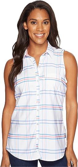Columbia Super Harborside Woven Sleeveless Shirt