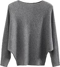 Best bat sleeve sweater Reviews