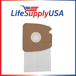 LifeSupplyUSA 3 Pack Vacuum Bags Compatible with Eureka MM, Mighty Mite SC3683 3681B-1 S3681