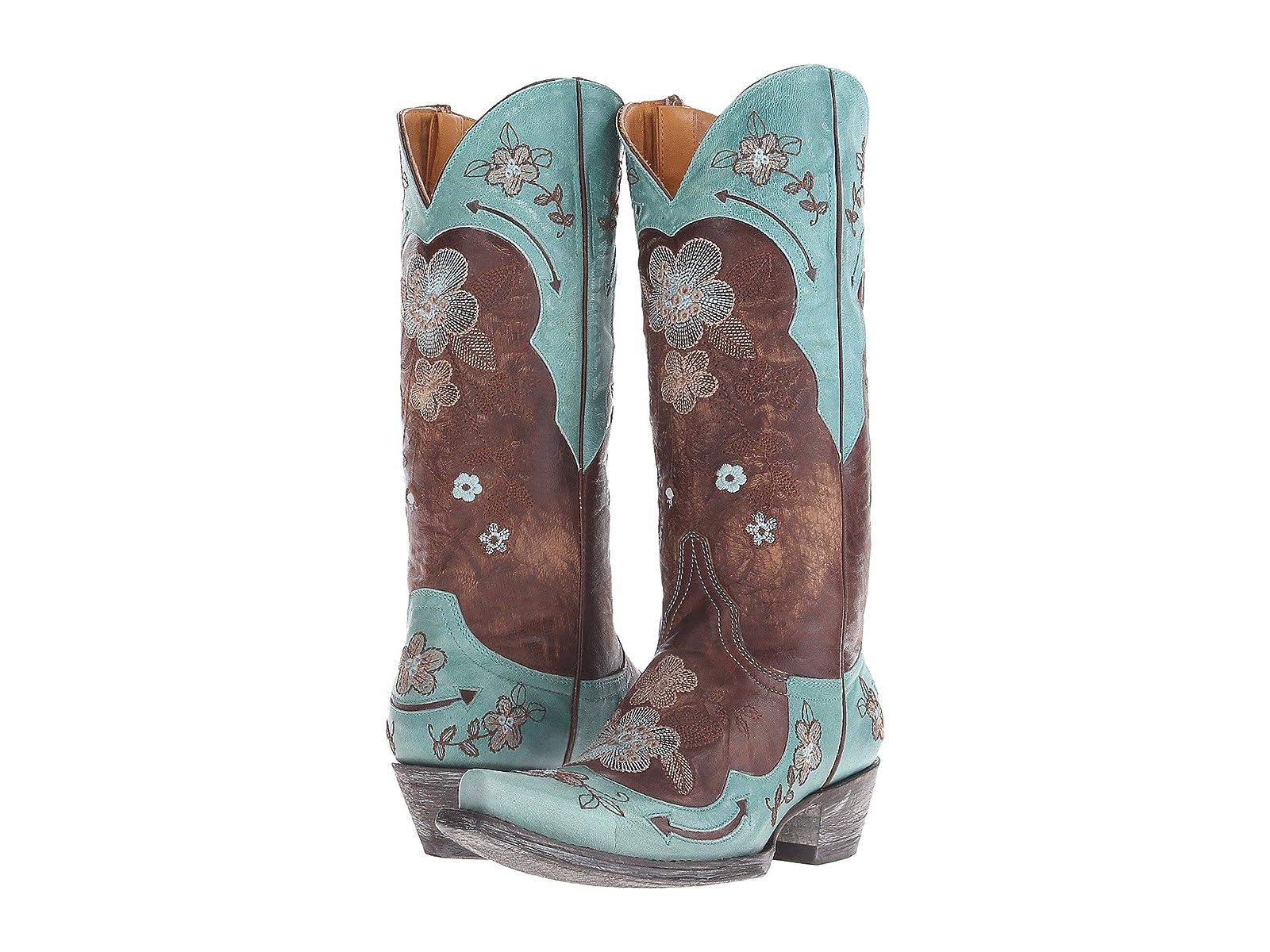 "Old Gringo Bonnie 13""Economical and quality shoes"