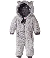 Appaman Kids - Ultra Soft and Fuzzy Lined Sycamore Hooded Jumpsuit (Infant)