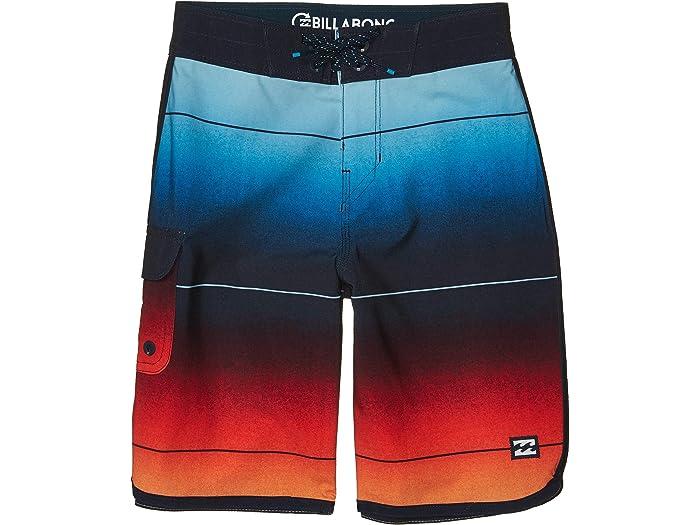 Billabong Boys Big 73 Stripe Pro Boardshort