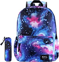 "Everest Basic 15/"" School Backpack GALAXY Rucksack Book Bag Boys Girls NEW"