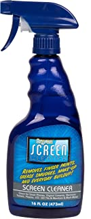 Bryson Screen Cleaner- 16 oz Spray Bottle for Use with LED & LCD TV, Computer Monitor, Laptop, and iPad Screens- 16 oz Bottle Only, No Towel