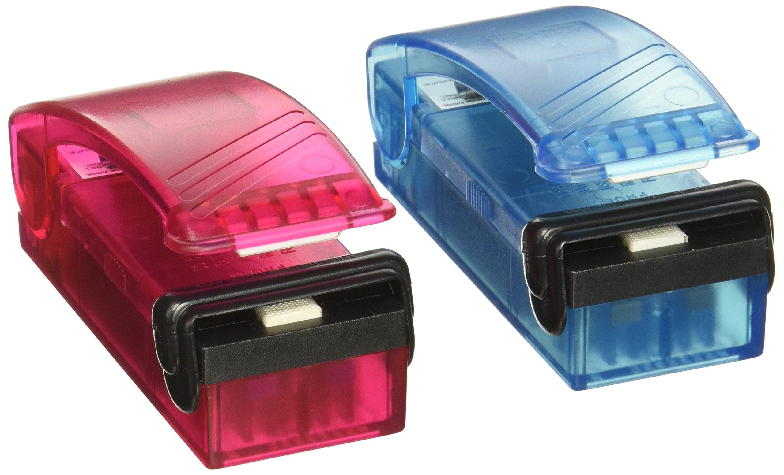 iTouchless Handheld Airtight Storage Aluminum