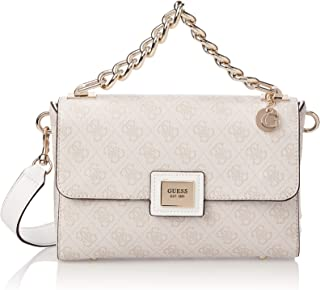 Guess Womens Handbag, Stone - SG766818