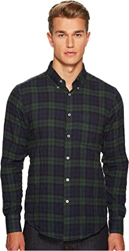 Naked & Famous - Soft Tartan Check Shirt