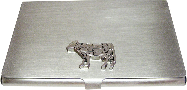 Kiola Designs Beef Butchers Business Purchase Cut Mail order cheap Card Holder
