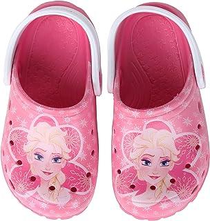 [アナと雪の女王] ディズニー DISNEY Frozen Moa エルサ ピンク クロックススタイル サンダル [並行輸入品]