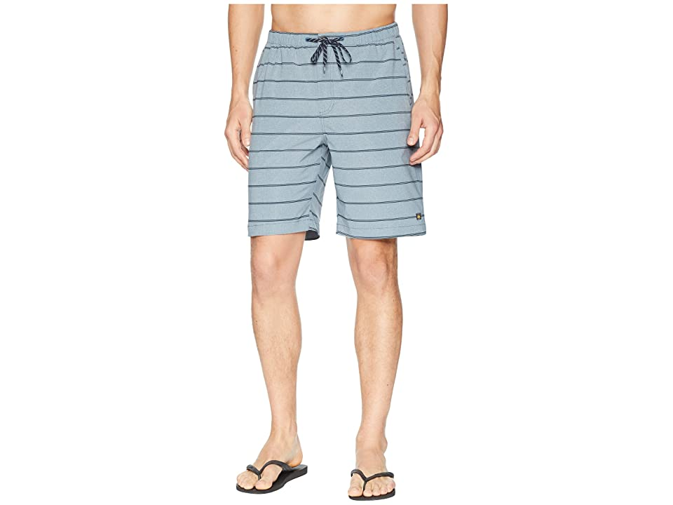 Quiksilver Waterman Suva Amphibian Shorts (Dark Denim) Men