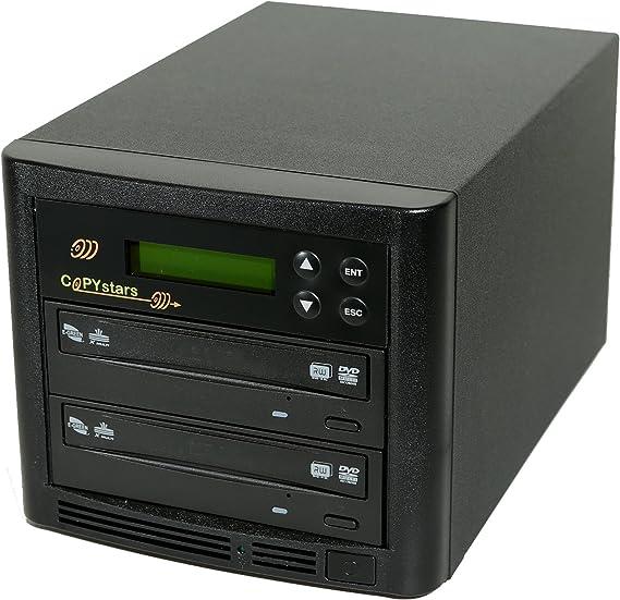 Copystars DVD Duplicator Sata CD-DVD Burner 24X 1 to 1 DVD Copier Duplicator Tower