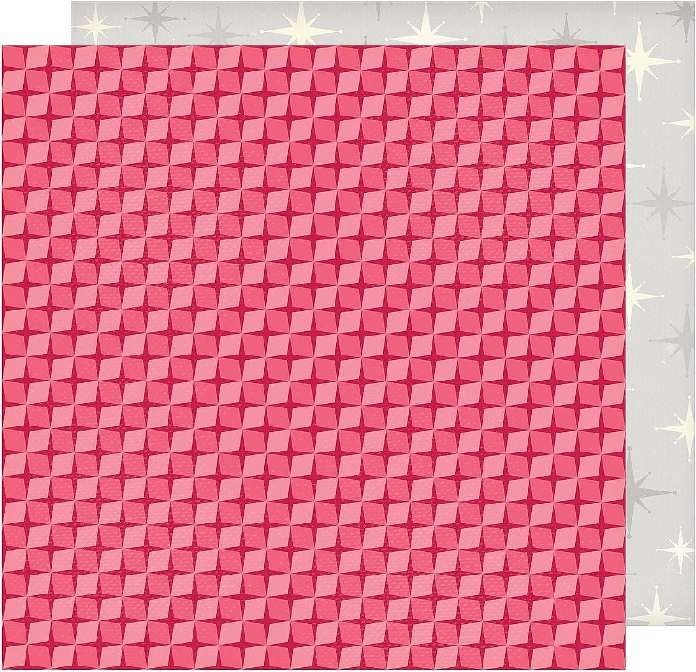 American Crafts Shimelle Starshine Doppelseitig Karton 12 Zoll x 12-inch-Juno (25 Stück) B01CWM4XYC   | Deutschland Frankfurt