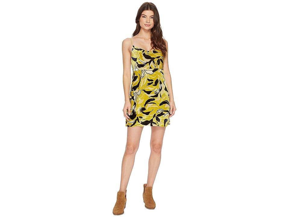 Obey Savoy Dress (Squash Multi) Women