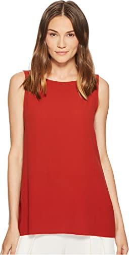 Eileen Fisher - Bateau Neck Long Shell