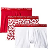Lobster 3-Pack Stretch Boxer Briefs