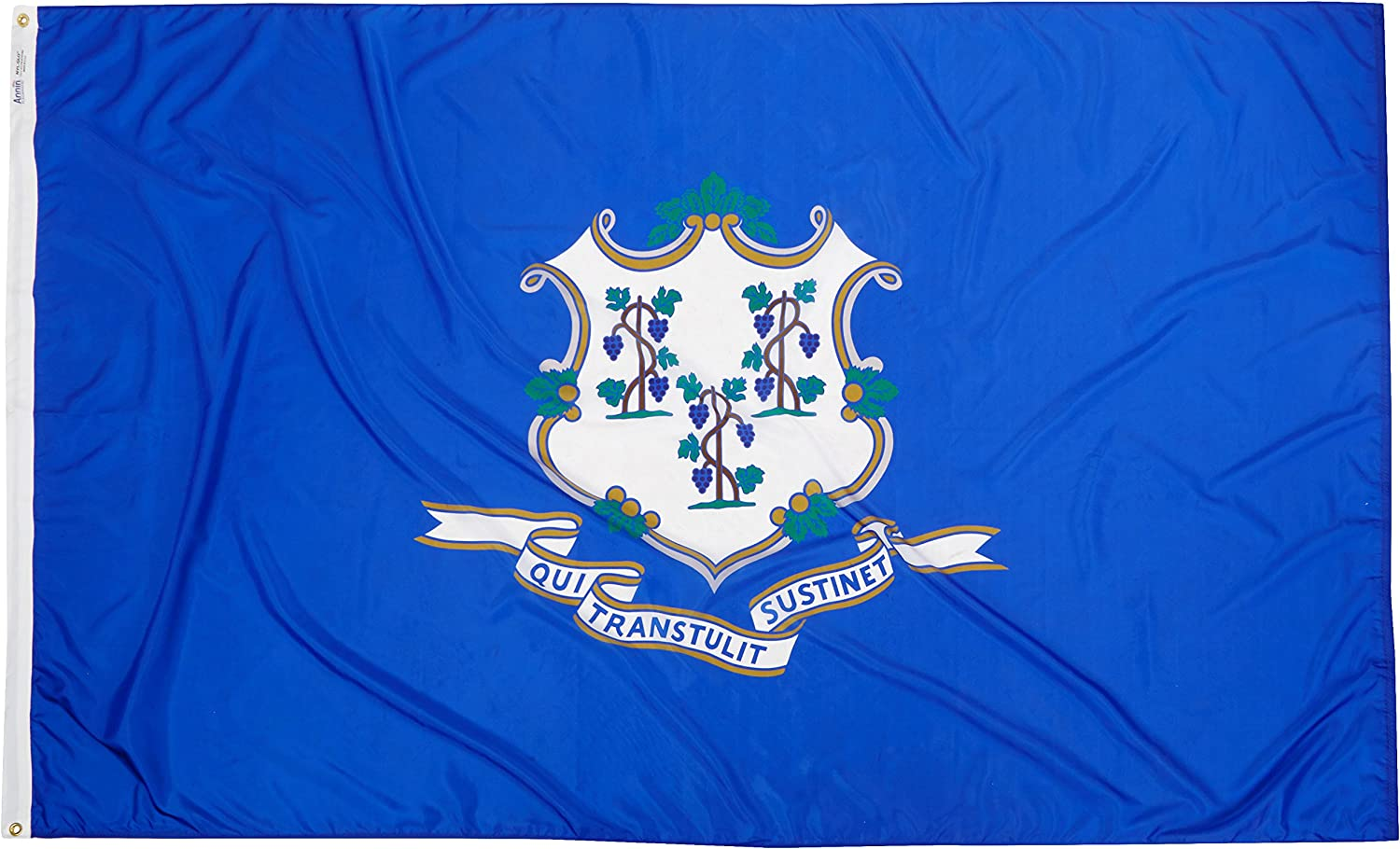 Annin flagmakers Connecticut State Flagge, 5 by 8'