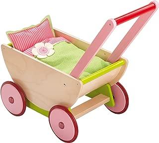 HABA 5889 Doll Pram Cherry Blossom
