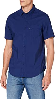 Levi's Men's S/S Sunset 1 Pkt Standrd Shirt