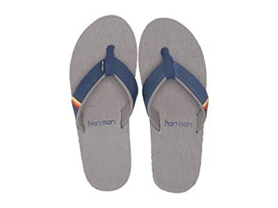 hari mari Parks II (Navy/Gray) Men