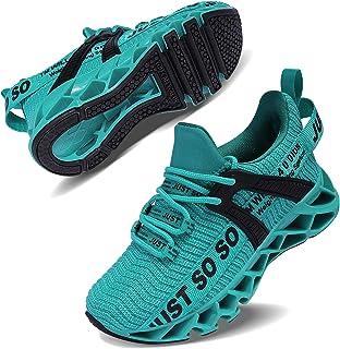 Boys Girls Sneakers Kids Running Sports Athletic Non-Slip...