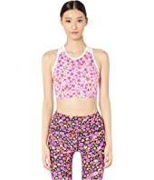 Kate Spade New York Athleisure - Marker Floral Sports Bra