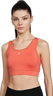 Amazon Brand - Symactive Women's Full Cup Sports Bra