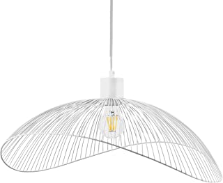 Activejet Aje-Holly 6 Whi Lampa ,Biały ,50 Cm