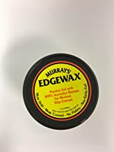 Murray's Edgewax, 0.5 Ounce