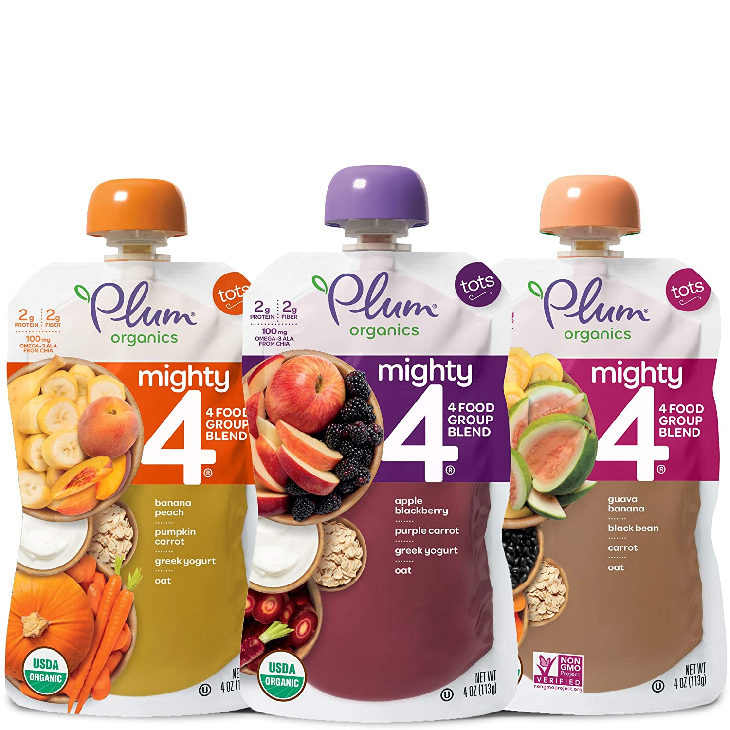 Plum Stage 4 Baby Food