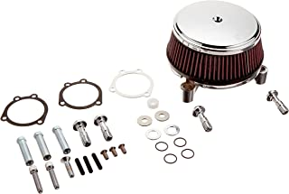 Arlen Ness 18-324 Big Sucker Stage I Air Filter Kit with Cover