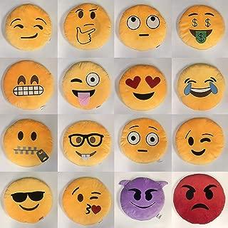 Best emoji pillow set Reviews