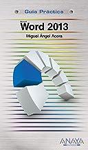 Word 2013 (Guías Prácticas)