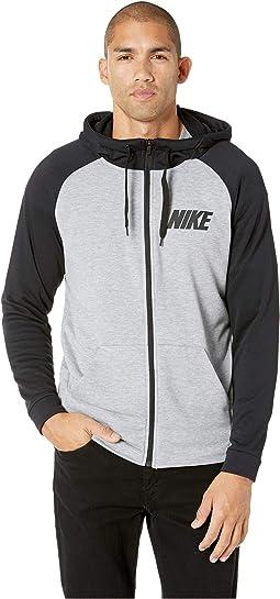 Dry Hoodie Full Zip Essential