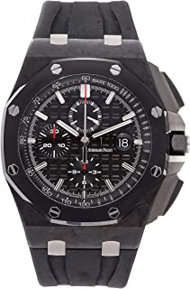 Audemars Piguet Royal Oak Offshore Mechanical (Automatic) Black Dial Mens Watch 26400AU.OO.A002CA.01 (Certified Pre-Owned)