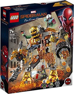 LEGO Marvel Spider-Man Molten Man Battle Toy - 76128 - LEGO Super Heroes - Far From Home