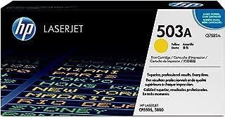 HP 503A | Q7582A | Toner Cartridge | Yellow