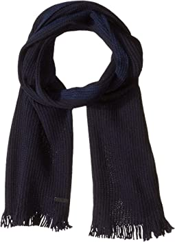 Dark Navy Mouline
