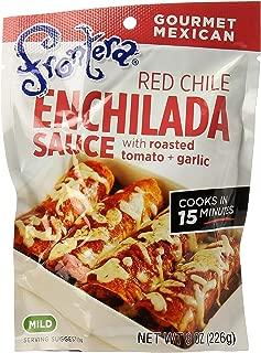 FRONTERA Red Chili Enchilada Sauce, 8 oz.