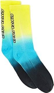 Santa Cruz Strip Fade Crew Socks
