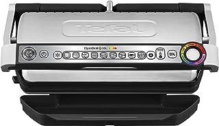 Tefal GC722D OptigGrill XL en acier inoxydable / noir
