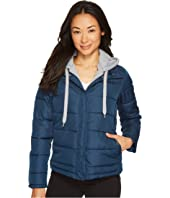 U.S. POLO ASSN. - Fleece Hooded Puffer