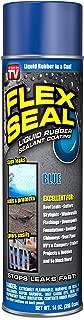 Flex Seal Spray Rubber Sealant Coating, 14-oz, Blue