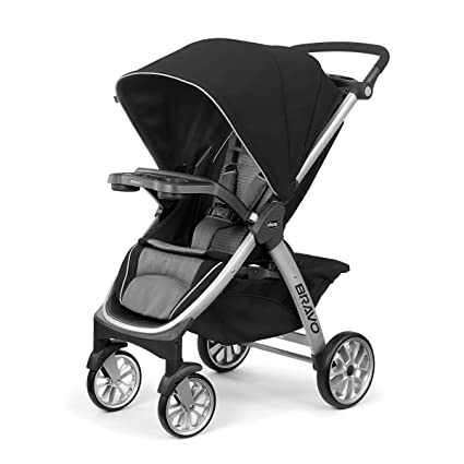 Chicco Bravo Air Quick-Fold Stroller - Most Adjustable