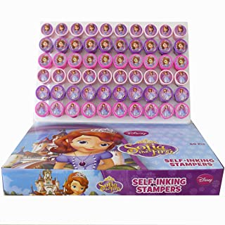 Disney Princess Sofia Stampers Party Favors (10 Stampers)